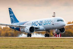 Máy bay chở khách MC-21 của Nga đe dọa soán ngôi Boeing, Airbus