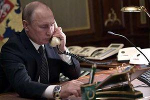 Lãnh đạo Nga - Đức điện đàm về nhiều vấn đề nóng ở khu vực