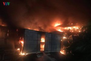 Lý do thu hồi khuyến cáo không sử dụng thực phẩm gần vụ cháy Rạng Đông