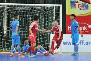 Giải Futsal HDBank VĐQG 2019: Quả bóng vàng Vũ Quốc Hưng tỏa sáng, Đà Nẵng tự tin tranh chấp huy chương