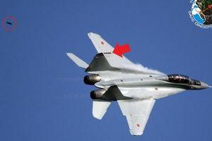 Tiêm kích MiG-35 của Nga bị 'lột cánh' khi đang biểu diễn tại Triển lãm MAKS 2019