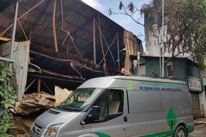 Bộ TN&MT cảnh báo không dùng thực phẩm quanh nhà kho Rạng Đông