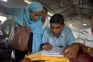 2 triệu người Ấn Độ bị loại khỏi danh sách công dân