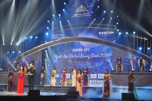 Trần Ngọc Huyền đăng quang Người đẹp du lịch Quảng Bình năm 2019