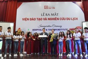 Đà Nẵng ra mắt Viện Đào tạo và Nghiên cứu du lịch