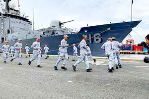 Tập trận ASEAN - Mỹ tại biển Đông: Vì tự do hàng hải