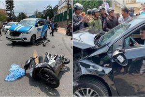 Xe 'điên' gây tai nạn, nỗi ám ảnh nửa đầu năm 2019