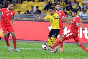 Malaysia khởi động vòng loại World Cup 2022 với thất bại