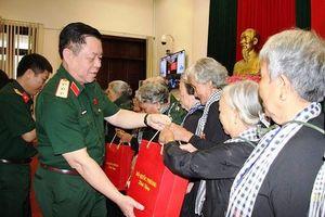 Thượng tướng Nguyễn Trọng Nghĩa, Ủy viên TW Đảng, Phó Chủ nhiệm Tổng cục Chính trị: Phẩm chất Bộ đội Cụ Hồ ngày càng tỏa sáng