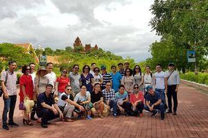 Ninh Thuận: Đón Đoàn Famtrip Hà Nội khảo sát các điểm du lịch