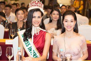 Miss International 2018 đội vương miện 60 năm lộng lẫy xuất hiện tại Việt Nam