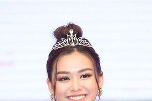 Á hậu Tường San đại diện Việt Nam tại Hoa hậu Quốc tế 2019