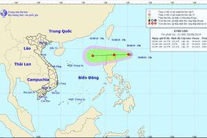 Tin áp thấp nhiệt đới mới nhất hôm nay 31/8 và dự báo thời tiết 3 ngày tới