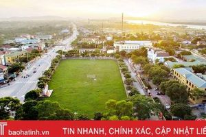 Khơi dậy tiềm năng, đưa Nghi Xuân sớm trở thành thành phố phía bắc Hà Tĩnh