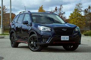 Subaru Forester 2020 giá từ 566,57 triệu khiến Mazda CX-5, Honda CR-V 'khóc thét'