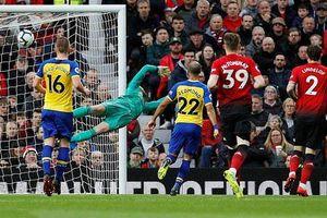 Lịch thi đấu và phát sóng bóng đá châu Âu cuối tuần: Đại chiến M.U – Southampton, Arsenal gặp khó