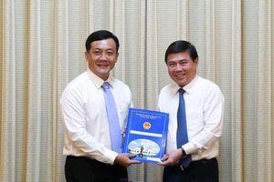TP HCM có tân Chánh Văn phòng UBND