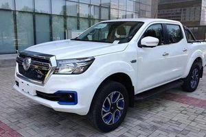 Xe bán tải chạy điện đầu tiên của Trung Quốc giống hệt Nissan Navara