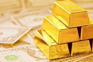 Giá vàng hôm nay 31/8: Tiếp tục sụt giảm