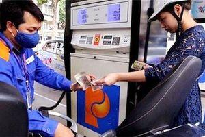 Xăng, dầu giảm giá trước kỳ nghỉ lễ 2/9