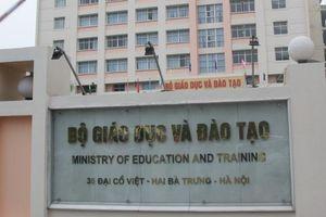 Danh tính 13 lãnh đạo Bộ Giáo dục và Đào tạo bị xem xét kỷ luật