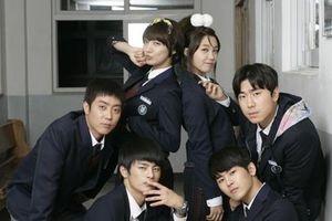 5 bộ phim Hàn Quốc về đề tài học đường hay nhất