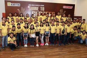 Những khoảnh khắc đáng nhớ tại hội nghị khách hàng 'Chia sẻ để thành công'
