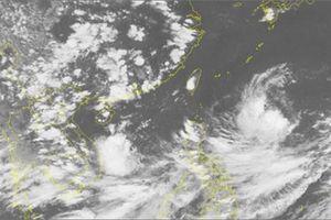 Ngày 1/9, Áp thấp nhiệt đới mạnh cấp 7, giật cấp 9 đi vào Biển Đông