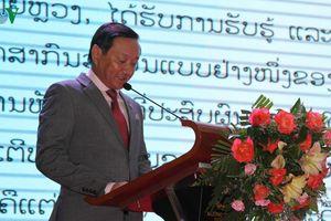 Đại sứ quán Việt Nam tại Lào tổ chức kỷ niệm 74 năm Quốc khánh