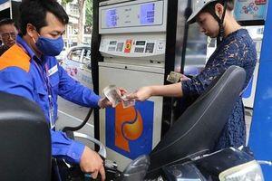 Giá xăng giảm lần thứ 3 liên tiếp từ 15h chiều nay