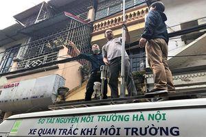 Sở TN&MT Hà Nội: Chưa phát hiện nồng độ thủy ngân sau vụ cháy Công ty Rạng Đông