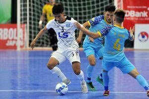 Thái Sơn Nam thắng thuyết phục trận 'siêu kinh điển' futsal Việt
