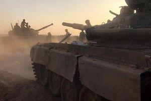 Quân tiếp viện Syria ào ạt tới Aleppo, dấu hiệu sắp đánh lớn?