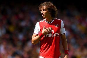 David Luiz hào hứng trước trận derby London