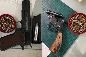 Hai nhóm thanh niên dùng súng giải quyết mâu thuẫn ở Sài Gòn
