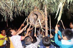 Lễ hội đập trống của người Ma Coong là di sản văn hóa phi vật thể quốc gia