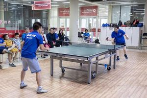 Giải bóng bàn cộng đồng người Việt tại LB Nga