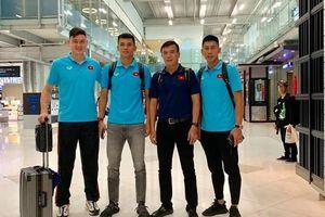 Đội tuyển Việt Nam sang Thái Lan