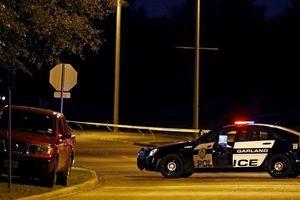 Xả súng trên đường cao tốc Mỹ, 26 người thương vong