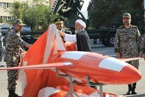 Iran ra mắt máy bay không người lái có thể tấn công mục tiêu xa đường biên giới