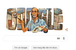 Google vinh danh họa sĩ Bùi Xuân Phái gắn liền với tranh phố Hà Nội