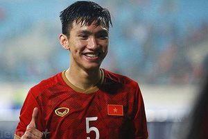 HLV Park Hang-seo đồng ý cho hậu vệ Đoàn Văn Hậu tạm rời đội tuyển để sang Hà Lan ký hợp đồng
