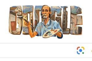 Google vinh danh cố họa sĩ tài danh Bùi Xuân Phái