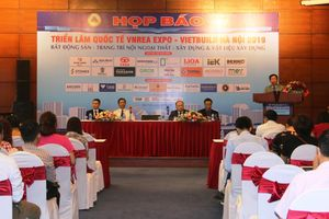 Hơn 450 doanh nghiệp tham gia Vietbuild Hà Nội 2019 - lần II