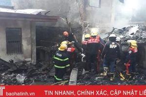 Rơi máy bay ở Philippines, 8 người chết