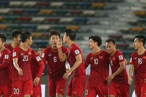HLV Park Hang-seo chính thức công bố 24 cầu thủ lên đường sang Thái Lan