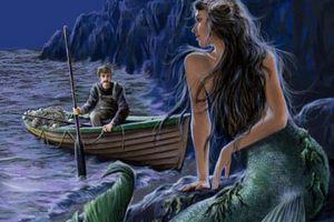 Top giai thoại đáng sợ về nàng tiên cá