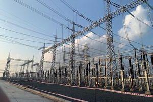 Sắp đưa vào vận hành dự án SPP 500kV Trung tâm Điện lực Long Phú