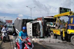 Hai ngày nghỉ lễ, xảy ra 50 vụ tai nạn giao thông, làm chết 41 người