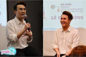 Huỳnh Lập đảm nhiệm vai trò cố vấn cho cuộc thi làm phim ngắn về người khuyết tật 'Chúng tôi hay chúng ta'